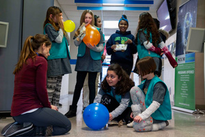 Girl Scouts Engineer Day